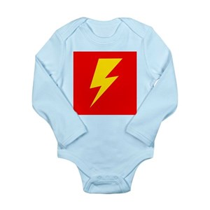 Lightning Bolt Baby Clothes Accessories Cafepress