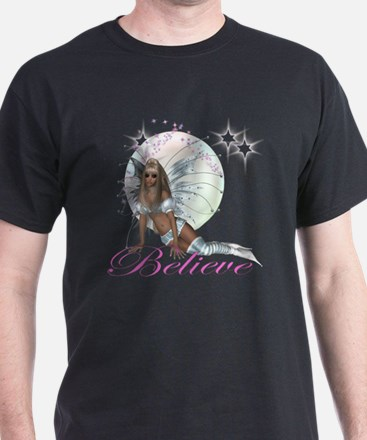 Believe Pretty Fairy T-Shirt