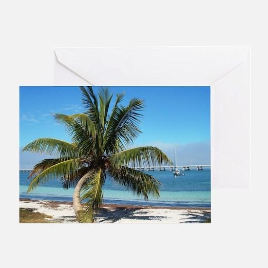 Bahia Honda State Park Florida Keys  Greeting Card