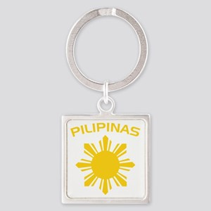 philipines2 Square Keychain