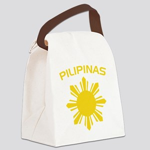 philipines2 Canvas Lunch Bag