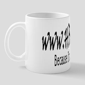 HBCUforVinerHandITC83 Mug