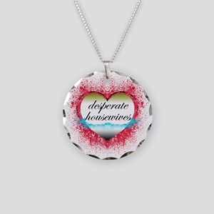 2-desperatehousewives Necklace Circle Charm