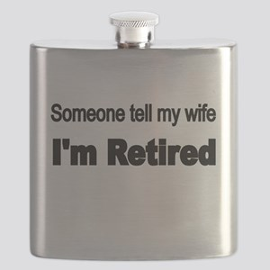 Someone tell my wife Flask