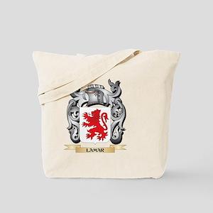 Lambart Coat of Arms - Family Crest Tote Bag