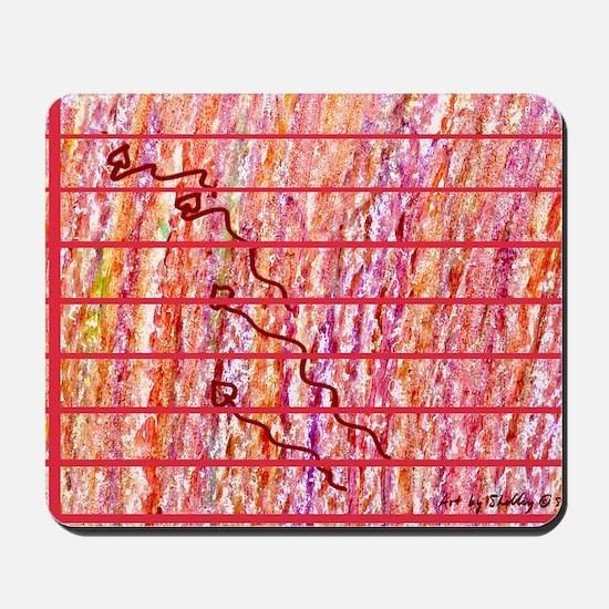 IvyLeaf Mousepad
