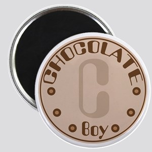 chococateboyclocksticker Magnet
