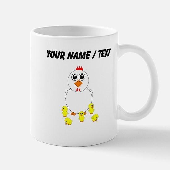 Custom Mother Hen Mugs