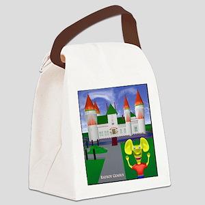 RBG CASTLE Canvas Lunch Bag
