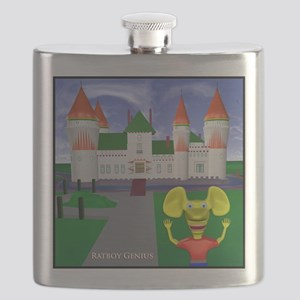 RBG CASTLE Flask