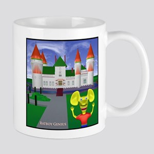 RBG CASTLE Mugs
