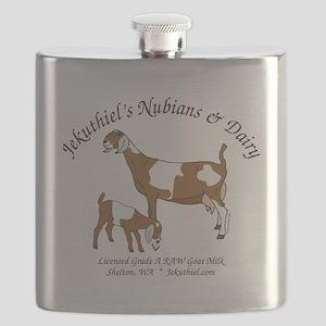 NubianDoeKidDairy Flask