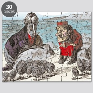 2-ALICE _Through the Looking Glass_ Walrus  Puzzle