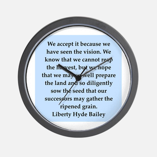 Bailey2.png Wall Clock