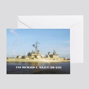 rekraus postcard Greeting Card
