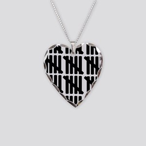 line_fifty Necklace Heart Charm