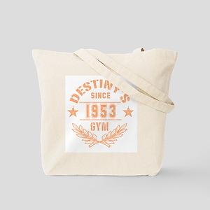Destiny's Gym Tote Bag