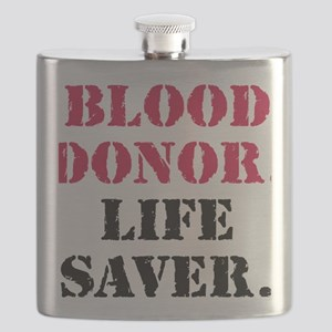 blood_donor_life_savercir Flask