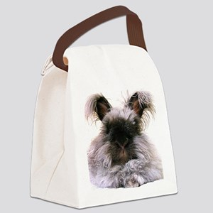 rabbit calendar Canvas Lunch Bag