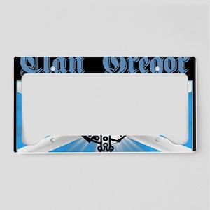 design027b License Plate Holder