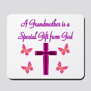 BLESSED GRANDMA Mousepad