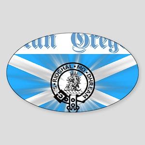 design027a Sticker (Oval)
