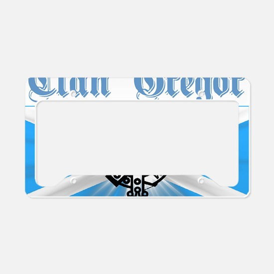 design027a License Plate Holder