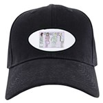 The Brown Nosers Black Cap