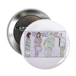 The Brown Nosers Button