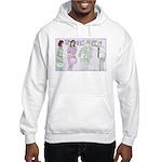The Brown Nosers Hooded Sweatshirt
