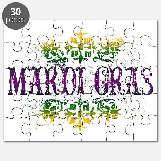 mardi-gras Puzzle