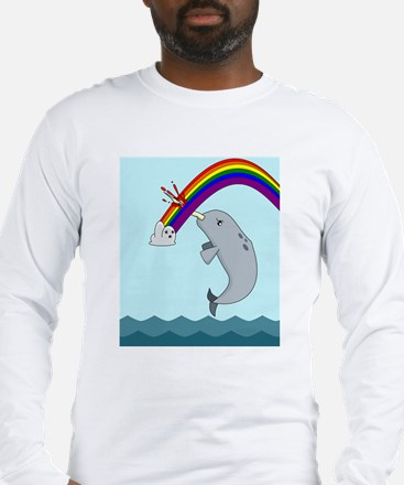 narwhalwider Long Sleeve T-Shirt