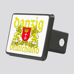 DANZIG Rectangular Hitch Cover