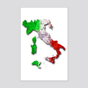 Italy Map Posters
