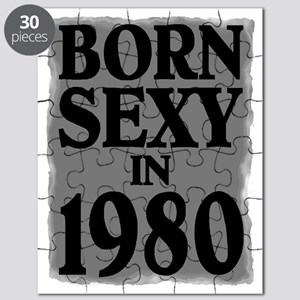 Born Sexy Year 80 Puzzle