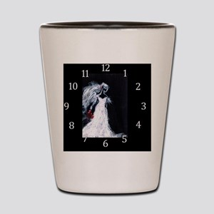 3-only you Shot Glass