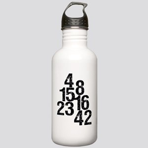 2-lostnumbers Stainless Water Bottle 1.0L