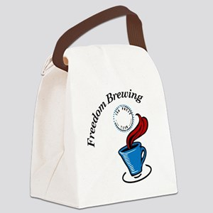 cp politics241 Canvas Lunch Bag