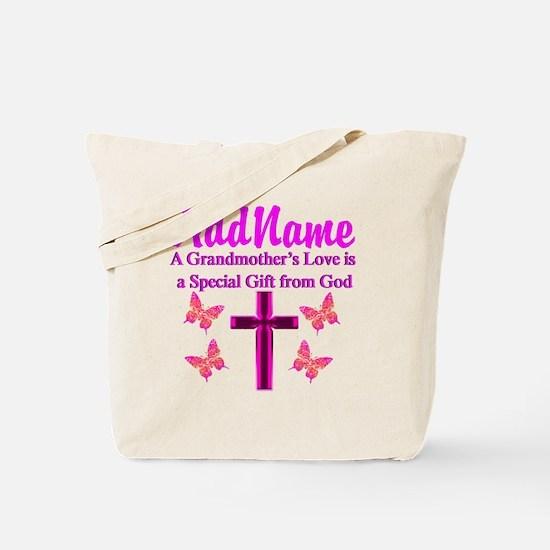 DIVINE GRANDMA Tote Bag