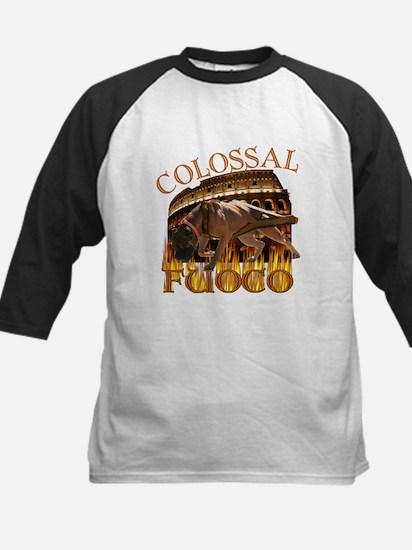 Colossal Fouco Kids Baseball Jersey