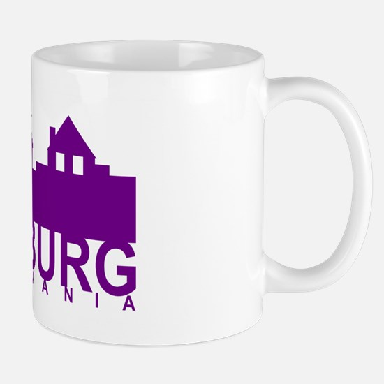Harrisburg Pennsylvania Mug