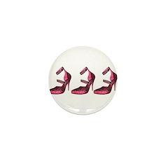 BDSM triskelion Mini Button (100 pack)