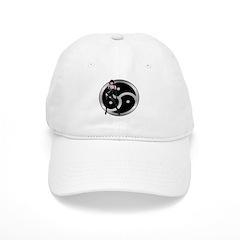 BDSM triskelion Baseball Cap