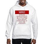 BDSM triskelion Hooded Sweatshirt