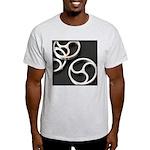 Femdom BDSM Triskeli... Light T-Shirt