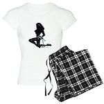Femdom Mistress Women's Light Pajamas