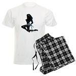 Femdom Mistress Men's Light Pajamas