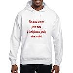 Femdom fetish Hooded Sweatshirt
