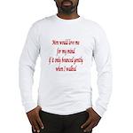 Femdom fetish Long Sleeve T-Shirt