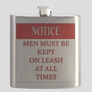 Femdom NOTICE LEASH... Flask